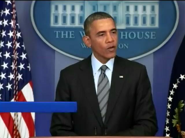 Обама назвал незаконным референдум в Крыму (видео)