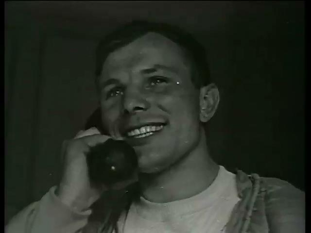Исполнилось 80 лет со дня рождения Юрия Гагарина (видео)