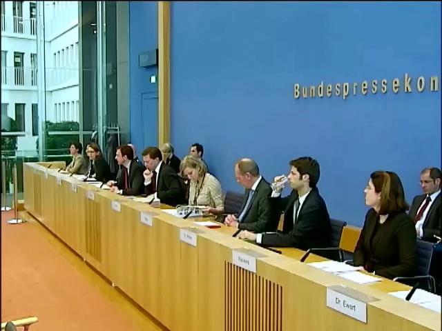 Германия считает крымский референдум незаконным (видео)