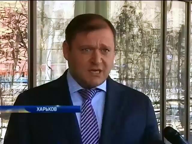 В ГПУ на допрос везут Михаила Добкина (видео)
