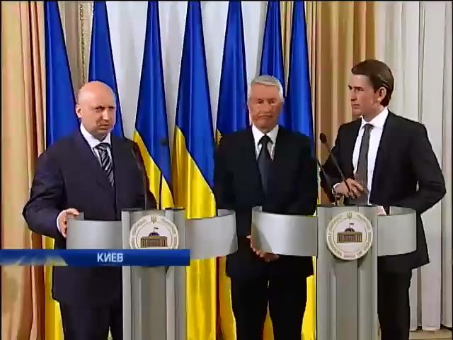 В четверг Яценюк выступит на заседании Совбеза ООН (видео)