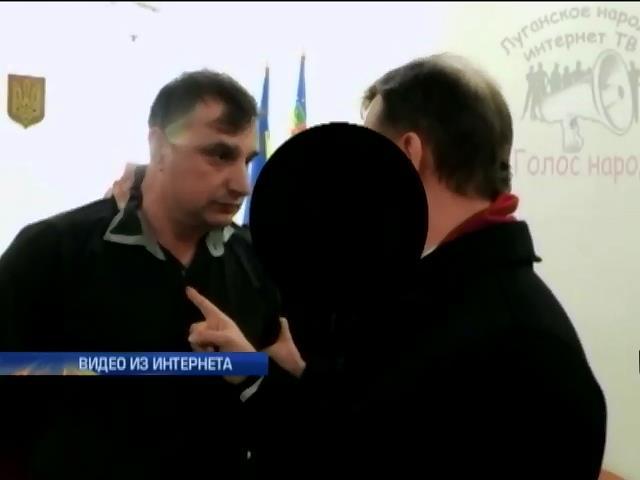 Депутат Луганского облсовета утверждает, что его избивал Ляшко и несколько неизвестных (видео)