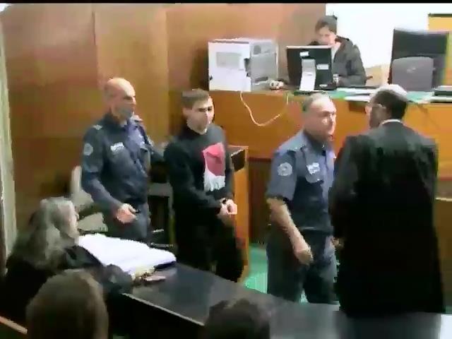 За теракт в израильском автобусе несовершеннолетний араб получил 25 лет (видео)