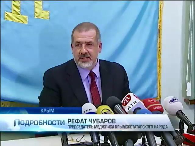 Парламент Крыма сегодя объявил о независимости полуострова (видео)