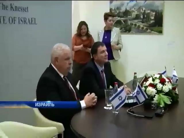 Израиль беспокоится о благополучии евреев Украины (видео)