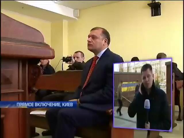 Суд не удовлетворил апелляцию Михаила Добкина (видео)