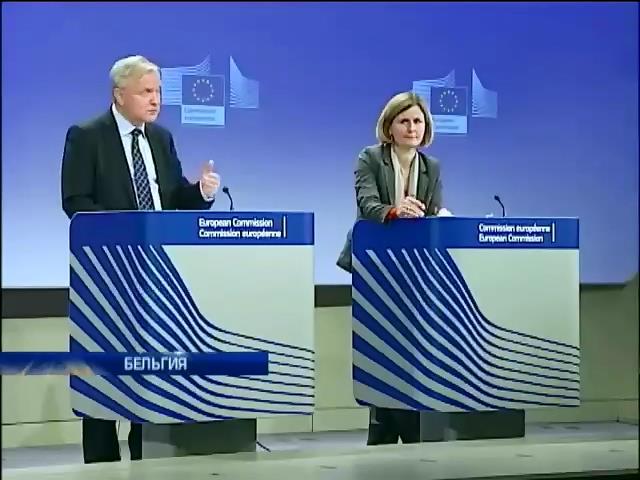 Завтра в Брюсселе подпишут политическую часть соглашения об ассоциации (видео)