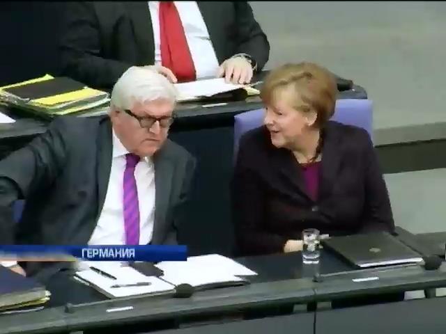 В Украину прилетит министр иностранных дел Германии (видео)
