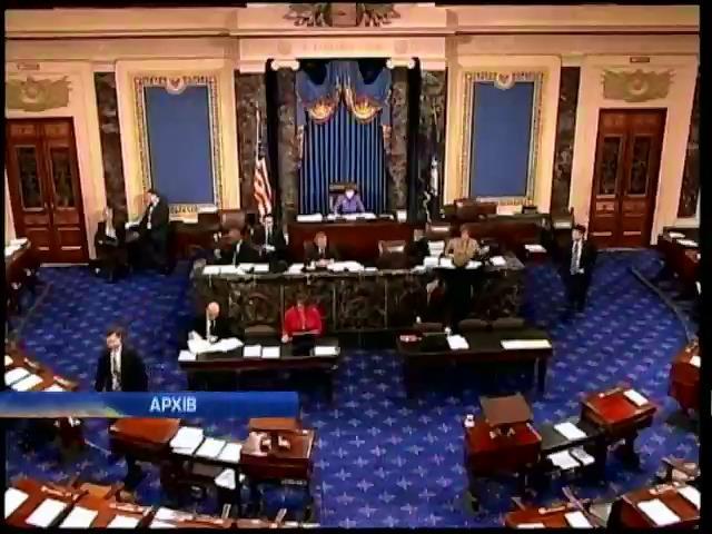 Сенат США обсудит проект резолюции по Украине (видео)