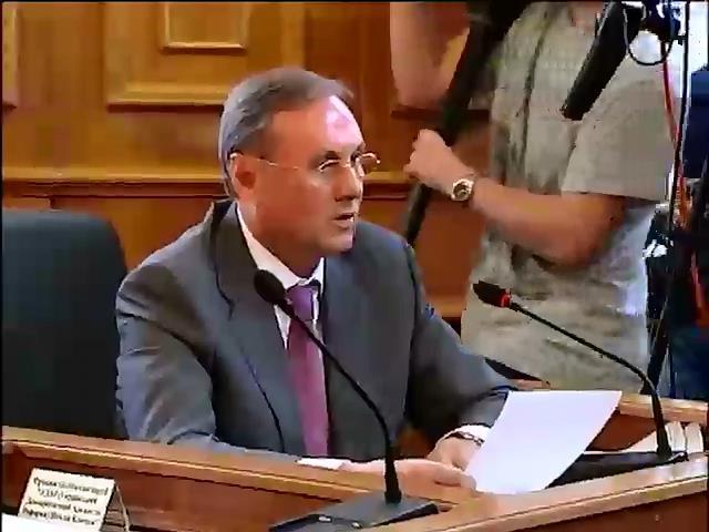 В Раде регионалы заявили о политических репрессиях в стране (видео)