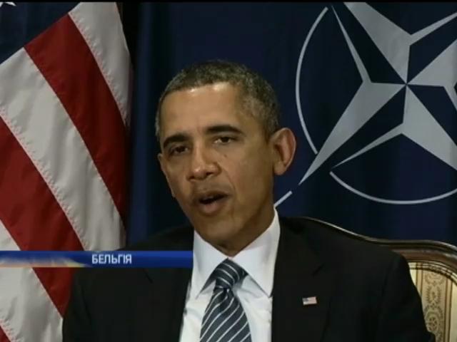 """Обама не считает кризис в Украине началом новой """"холодной войны"""" (видео)"""