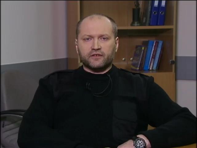 """""""Правый сектор"""" не отказывается от сотрудничества с властями (видео)"""