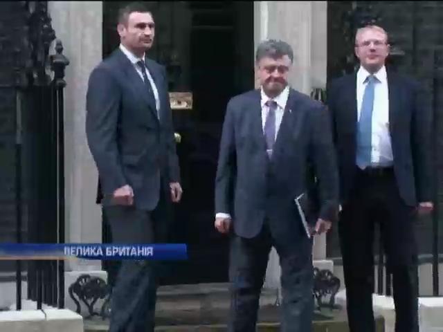 Кличко заявил, что во втором туре готов уступить Петру Порошенко (видео)