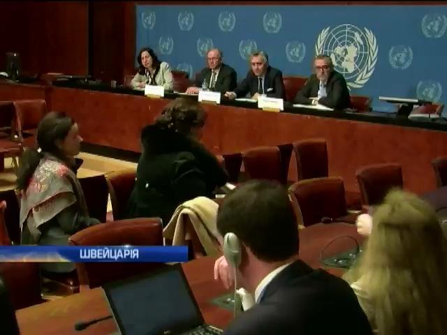 В Женеве прошел 27 раунд дискуссий по обеспечению безопасности в Закавказье (видео)