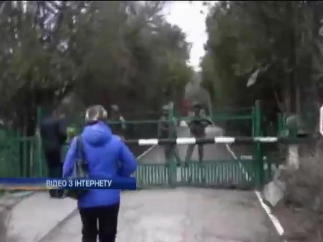 Украинские десантники захватили навигационную станцию ЧФ РФ в Геническе (видео)