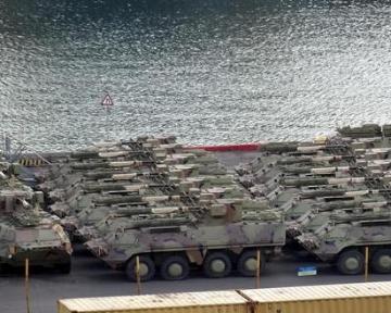 Контракт с Таиландом на поставку украинских БТР оказался под угрозой срыва
