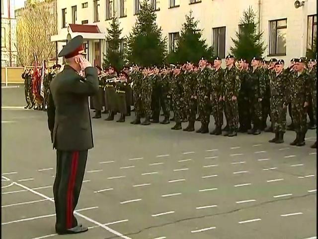 Феодосийских морпехов переведут служить в Одессу (видео)