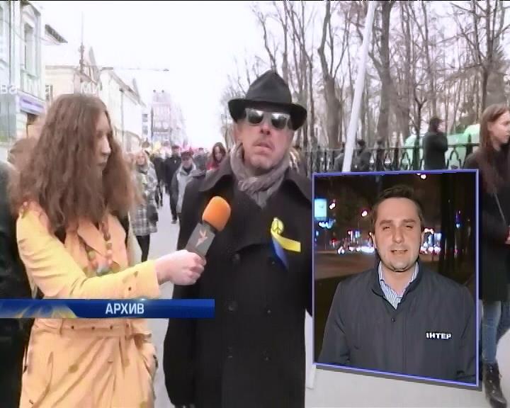 Российски СМИ обрушились с критикой на несогласных с Путиным музыкантов (видео)