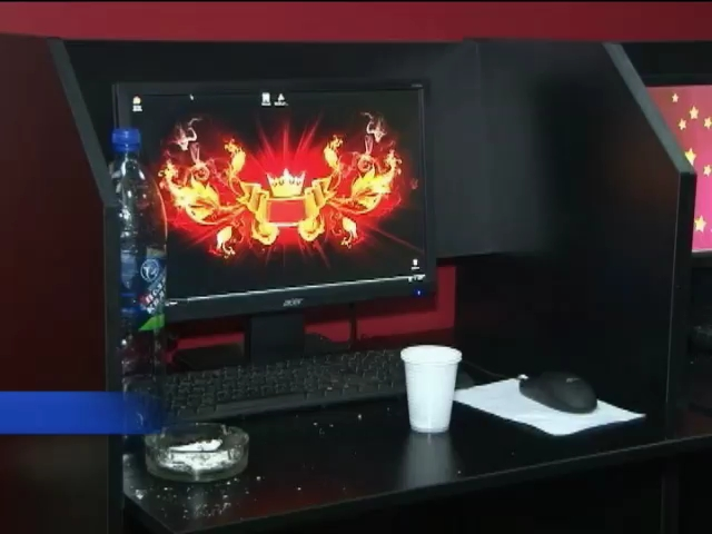 Во Львове обнаружили подпольный игральный салон (видео)