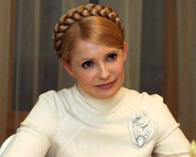 Тимошенко на посаді президента обіцяє залишити Яценюка прем'єром