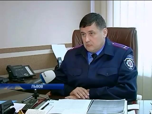 Начальник львовского ГАИ будет судиться с мэром Садовым (видео)