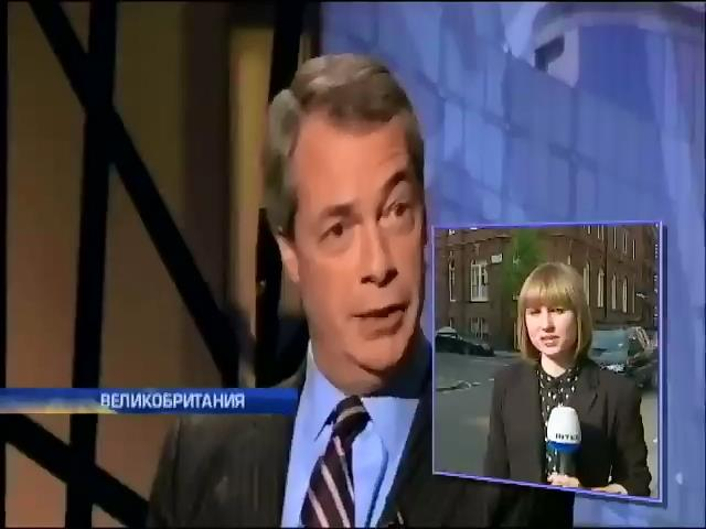 Скандальный британский политик записался в поклонники президента Путина (видео)