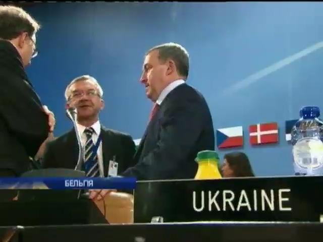 НАТО прекращает партнерство с Россией (видео)