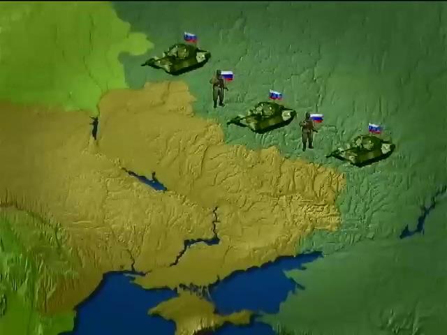 НАТО считает, что России достаточно трех дней для вторжения в Украину (видео)