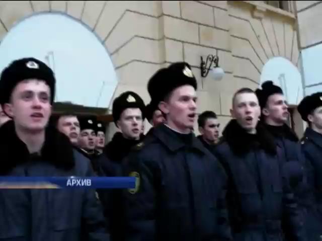 Из Крыма уехали курсанты военно-морской академии имени Нахимова (видео)