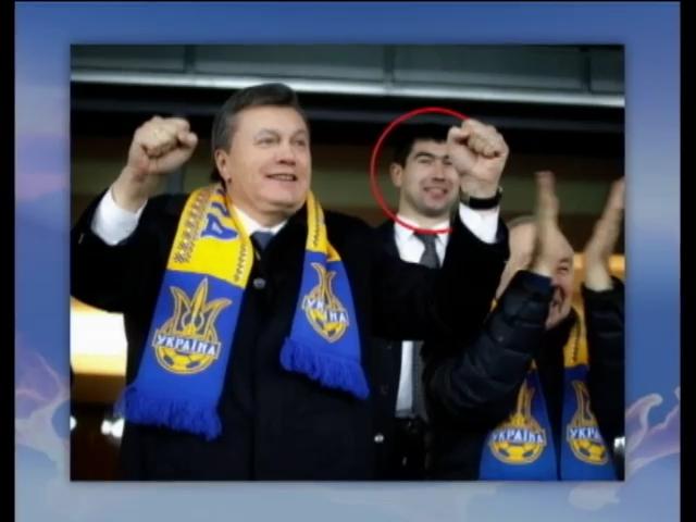 Михаила Добкина охраняют телохранители Януковича (видео)