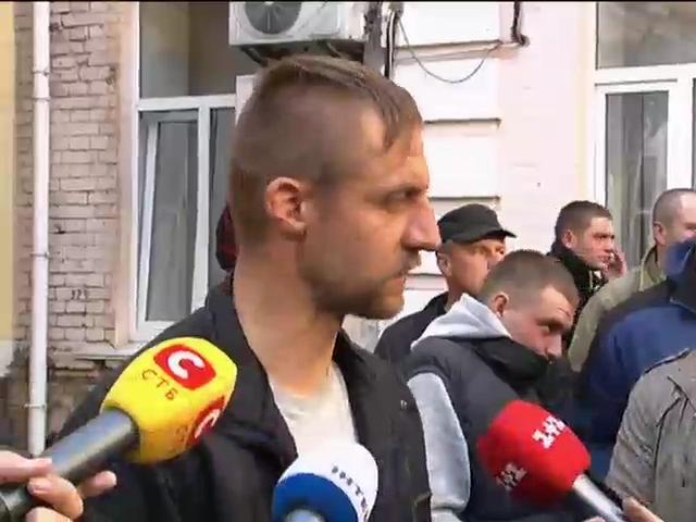 Прапорщика ВВ Леонида Ломоноса оставили под стражей (видео)