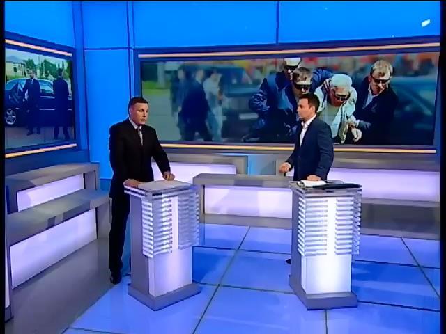 Янукович сдался в плен россиянам, когда бежал из Украины, - глава Госохраны (видео)