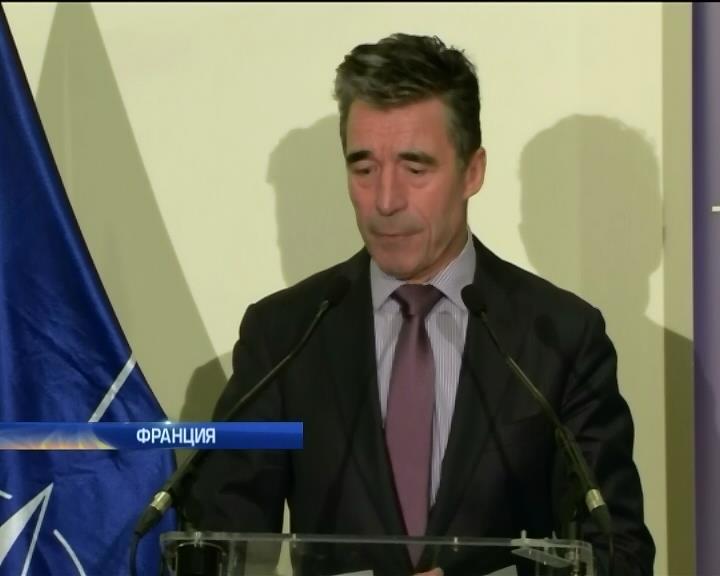 Генсек НАТО выразил озабоченность событиями на востоке Украины (видео)