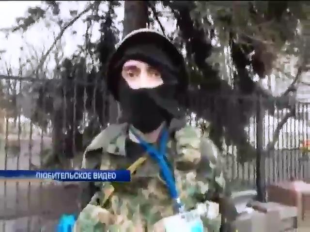 Антимайдановец Топаз сбежал из-под домашнего ареста (видео)