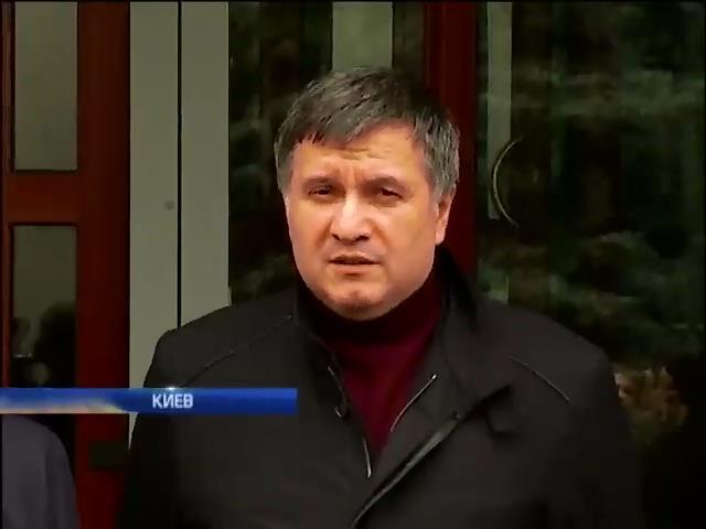 Глава МВД уволит треть личного состава харьковской милиции (видео)