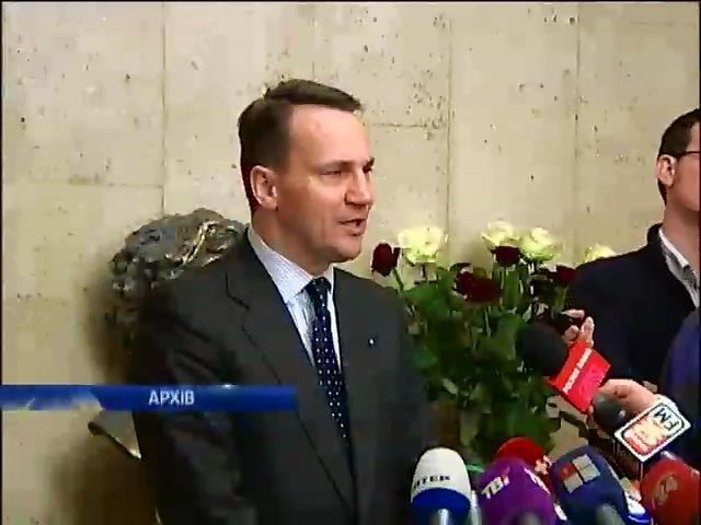 Межэтнических конфликтов на востоке Украины нет, - глава МВД Польши (видео)