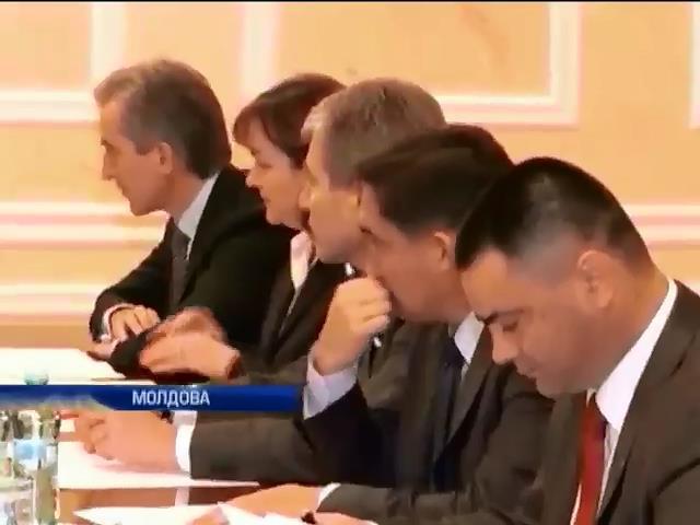В связи с подписанием Соглашения с ЕС армия Молдовы приведена в боевую готовность (видео)