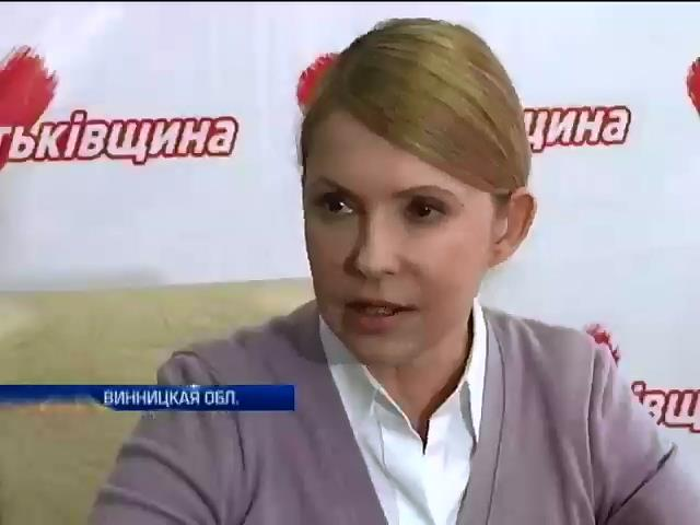 Тимошенко не снимет свою кандидатуру на выборах президента (видео)