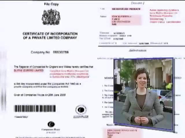"""Британцы ищут """"грязные деньги"""" Януковича и компании (видео)"""