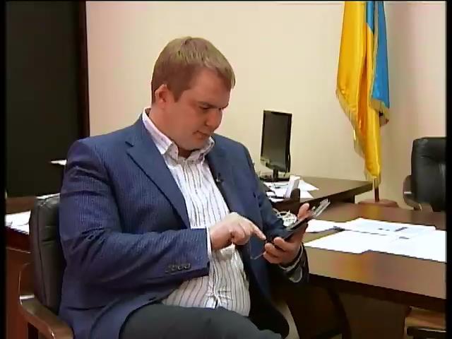 Активисты Автомайдана требуют отчета от Дмитрия Булатова (видео)