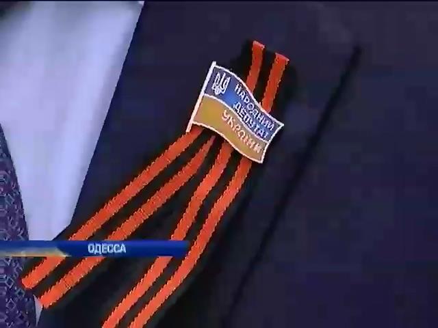 В Одессе готовится битва за кресло мэра (видео)