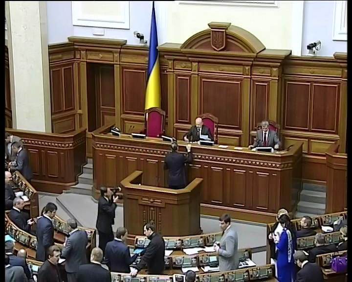 Рада разрешила возобновить призыв в украинскую армию (видео)