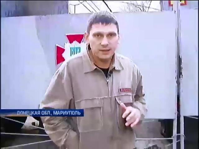 Подробности побывали в мариупольской части после штурма (видео) (видео)