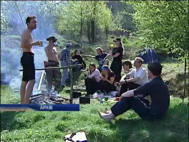 На майские праздники украинцев ожидает длительный отдых (видео)