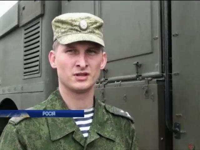 В Ростовской области новобранцы осваивают новую военную технику (видео) (видео)
