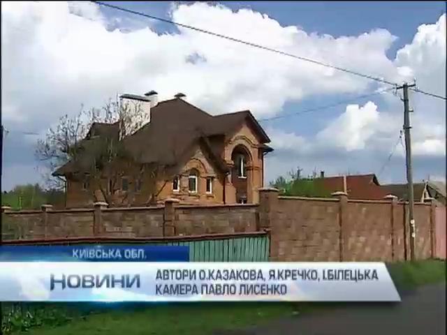 Журналисты заинтересовались покупкой нового дома главой медслужбы Майдана (видео)