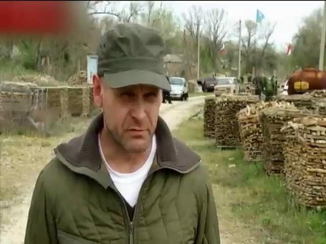 Сергей Корсунский покинул ряды луганского ополчения (видео)