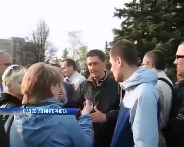 В Горловке похоронили Владимира Рыбака (видео)