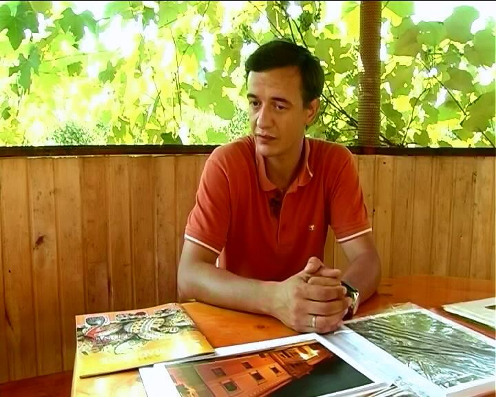 В Артемовске пропал журналист из Коломыи (видео) (видео)