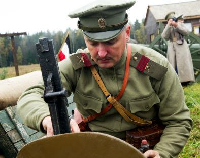 Кто такой лидер самообороны в Славянске: полковник из России и любитель военной реконструкции (фото)